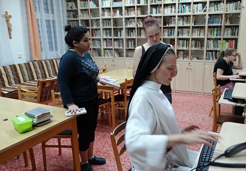 Knihovna Katolického domova studujících